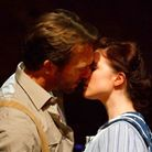 in carousel at the arcola