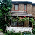 Nazi soldier Serhij Woronyj's former home in Bovingdon Close, Archway. Picture: Polly Hancock