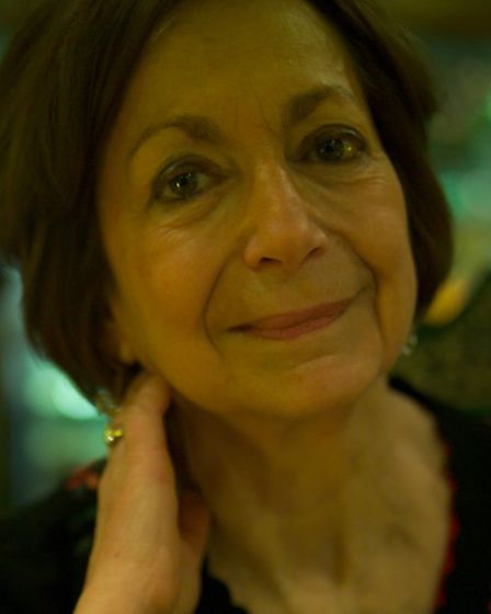 Cookery writer Claudia Roden