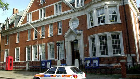 Hampstead Police Station (Stock)