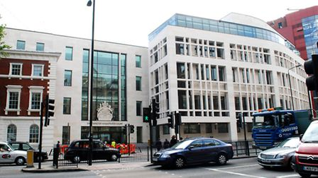 David Souaan will appear at Westminster Magistrates' Court charged under the Terrorism Act
