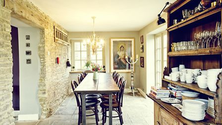 A Matrushka home in the Cotswolds