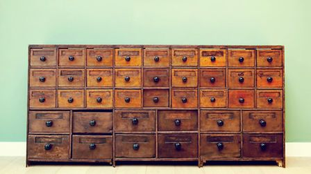 Joanna has launched an online boutique selling a variety of products, including reclaimed furniture