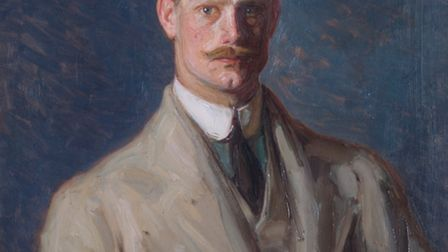The portrait of Charles Brehmer Heald (1882�1974), consultant physician in physical medicine at the