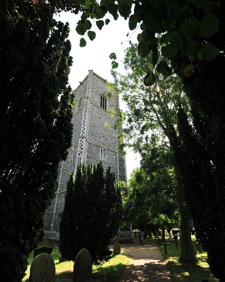 A scene from the Kessingland Church tower open day in 2016. PHOTO: Nick Butcher