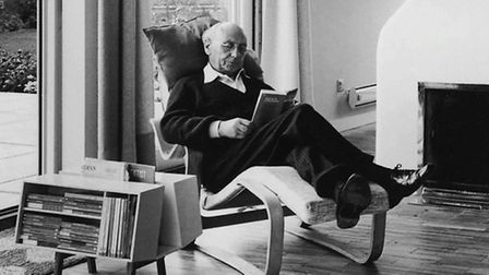 Influential furniture designer Jack Pritchard, the first owner of the Isokon Building