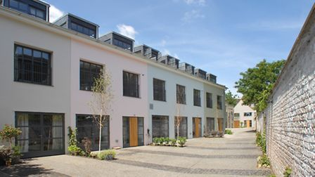 Opal Mews, Priory Park Road, NW6
