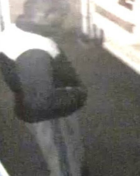 Police have released a new image of Lerone Boye moments before he absconded from the John Howard Centre in Homerton.
