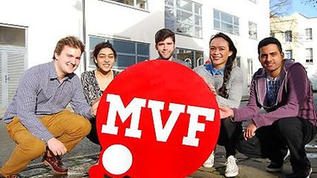 MVF Global in Kentish Town has launched a massive recruitment drive