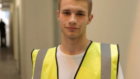 Jack Closier turned his life around when he enrolled on a pre-apprenticeship training course