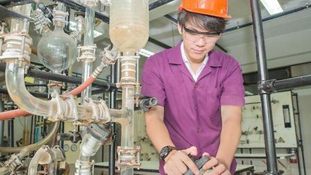 School leavers are more and more viewing apprenticeships as a viable alternative to university