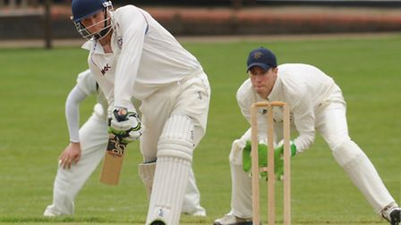 Freddie Fairhead struck an unbeaten 67 in the victory over Stanmore. Pic: Paolo Minoli