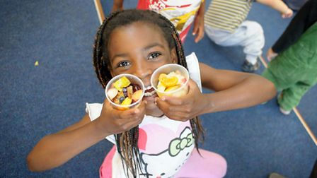 Grub Club taught children all about nutrition