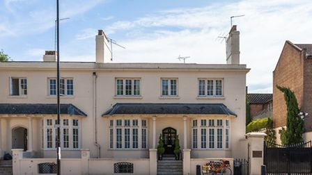 A three bedroom house in NW1 available through Home House Estates for �3,999,950