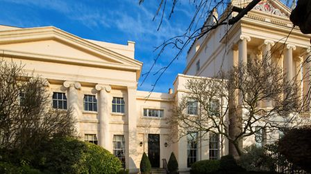 Gloucester Gate, an eight-bedroom property available through Aston Chase for £14,000,000