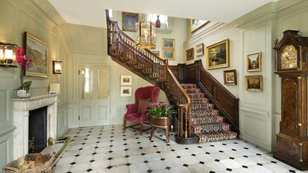 Cannon Hall, Hampstead NW3, a Grade II* listed property in the heart of Hampstead