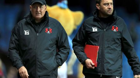Leyton Orient Manager Russell Slade Pic: Nick Potts/PA Wire