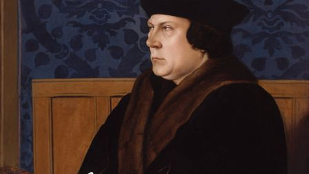 Thomas Cromwell. Picture credit: National Portrait Gallery London