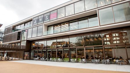 The JW3 in Finchley Road. Picture: Ezra Photography Ltd