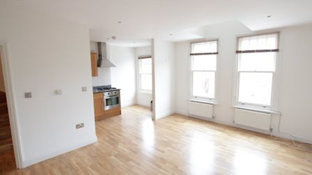 Three bedroom flat in South Hampstead, NW6. Available for rent through Rose & Co Estates for £625 pe