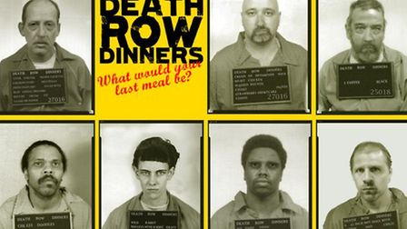 The pop-up in Hoxton Square was due to run from October 24 to November 29 (Picture: Death Row Dinner