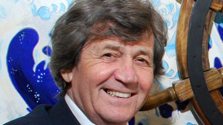 Lord Melvyn Bragg. Picture: Nigel Sutton.