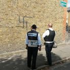 Shomrim members are more used to dealing with mild antisocial behaviour than hate crimes, and over t