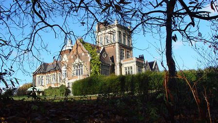 A public inquiry will be held to determine the future of Athlone House on Hampstead Heath. Picture: