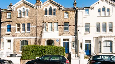 One bedroom flat on King Henry's Road NW1. Available through Goldschmit & Howland for �850,000