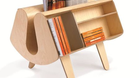 Penguin Donkey by Isokon Plus. It was designed by Egon Riss in 1939 and costs £670