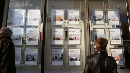 Property prices in Camden have flattened over the past month