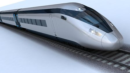 Officials in charge of the High Speed 2 rail project have withdrawn a 'misleading' advert following