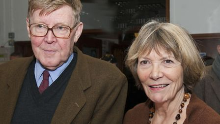 Alan Bennett and Dame joan Bakewell have joined the fight to save Utopia Village. Picture: Nigel Sut