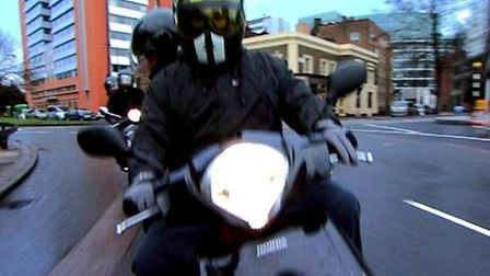 Thieves on mopeds are targeting homes in Hampstead Garden Suburb. Picture: PA Wire/Metropolitan Poli