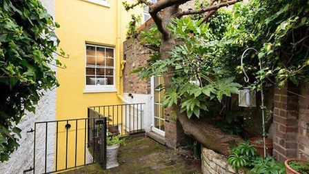 A property on Inverness Street NW1 available through John D Wood for £2.2 million