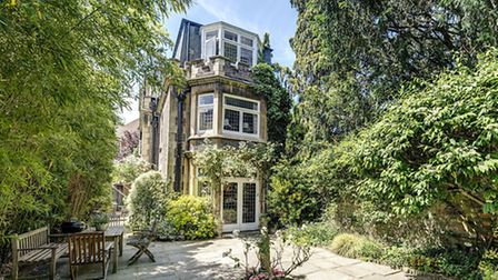 The Turret, a six bedroom property available through Savills for �3.5 million