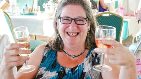 Sue Wright, from Southwold, who was killed in a crash in Walpole. Picture: Courtesy of Suffolk Poli