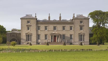 Cairness in Aberdeenshire is one of the great houses of Scotland, renowned for its impeccable Georgi
