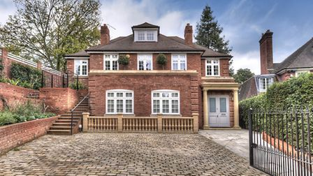 This six bedroom house on Heath Drive, Hampstead NW3 is available through Goldschmit & Howland for �