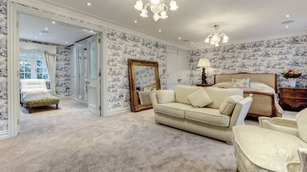 This five bedroom house on Heath Drive, Hampstead NW3, is available through Goldschmit & Howland for
