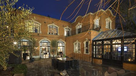Red Brick House on Randolph Road, Little Venice W9, is available through Aston Chase for �17.95 mill