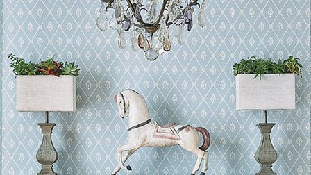 Alma wallpaper from Cole & Son's Archive Anthology collection