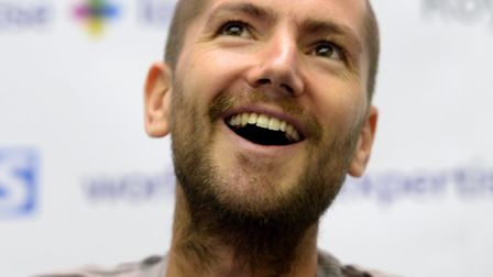 British Ebola sufferer William Pooley is returning to the country where he caught the disease [Pictu