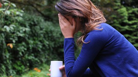 It is thought thousands of people are struggling with undiagnosed depression in Haringey. Picture: A
