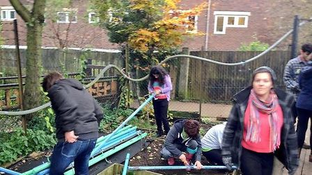 Volunteers will be returning to Kentish Town City Farm again this year as part of Mitzvah Day