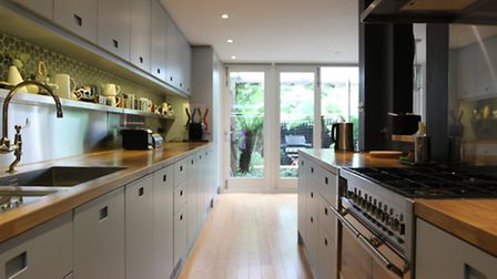 Kitchen designed by Primrose Interiors
