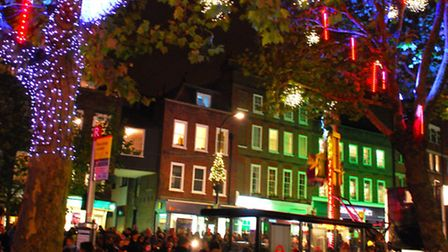 Hampstead and Highgate villages are both holding their annual Christmas festivals this weekend. Pict