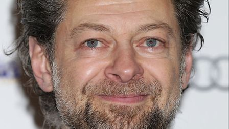 Lord of the Rings actor Andy Serkis is among the star line-up switching on the Christmas lights in H