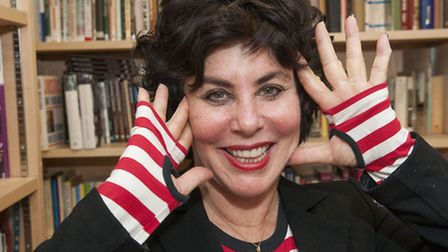 Ruby Wax will be performing at the JW3. Picture: Nigel Sutton