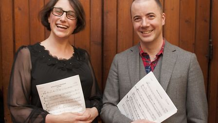 A BAPTIST MINISTER and former BBC Choir Girl of the Year have created a remarkable new community cho